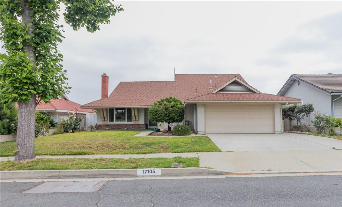 17105 Ridge Park Drive, Hacienda Heights, CA 91745