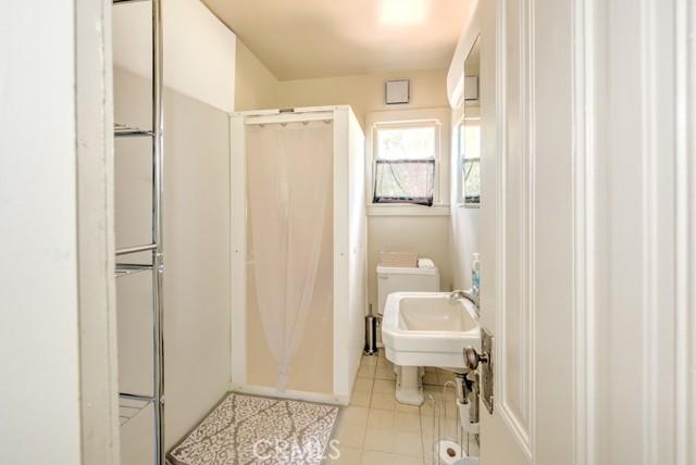 Downstairs Apt.- Bathroom.