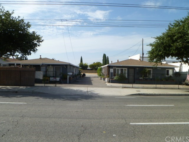 ZONED COMMERCIAL IT HAS 2 BUILDINGS.   2600 W. ORANGETHORPE AVE. BUILT IN 1957 WITH 2000 SQ FT WITH 4 UNITS ONE BEDROOM ONE BATHROOM EACH.  2604 W. ORANGETHORPE AVE. BUILT IN 1954 WITH 1515 SQ FT. WITH 2 UNITS  2 BEDROOMS AND ONE BATHROOM EACH. EACH UNIT HAS A DETACHED ONE CAR GARAGE.  THERE IS A HIGH DEMAND FOR THESE UNITS THEY DO NOT LAST VACANT! ALL UNITS HAVE HOOK UPS FOR WASHER AND DRYER.   DRIVE BY ONLY!