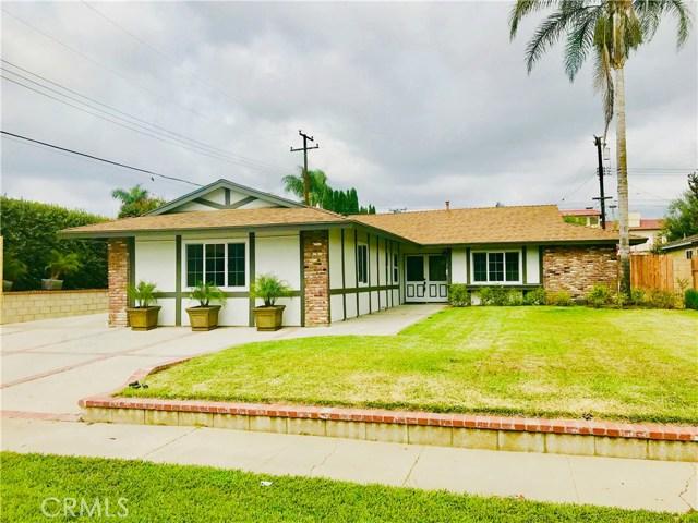 1361 Garland Avenue, Tustin, CA 92780