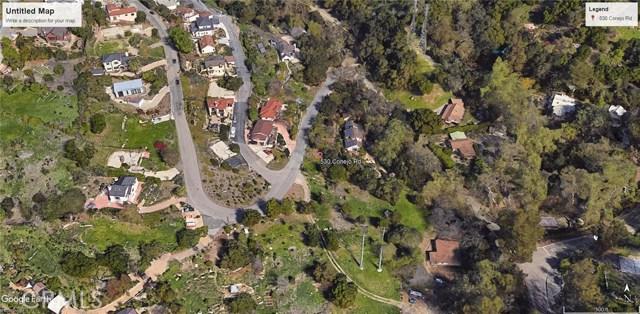 530 Conejo Road, Santa Barbara, CA 93103