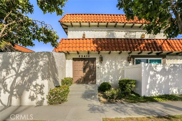 23418 Arlington Avenue, Torrance, California 90501, 3 Bedrooms Bedrooms, ,2 BathroomsBathrooms,Condominium,For Sale,Arlington,SB19081199