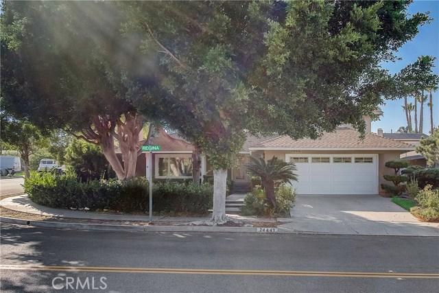 24441 Regina Street, Mission Viejo, CA 92691