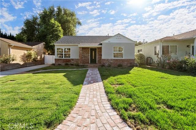 721 N Orchard Drive, Burbank, CA 91506