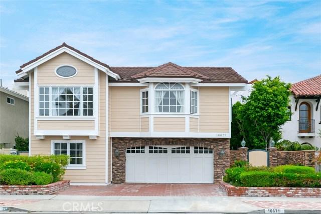 16671  Bolero Lane, Huntington Harbor, California