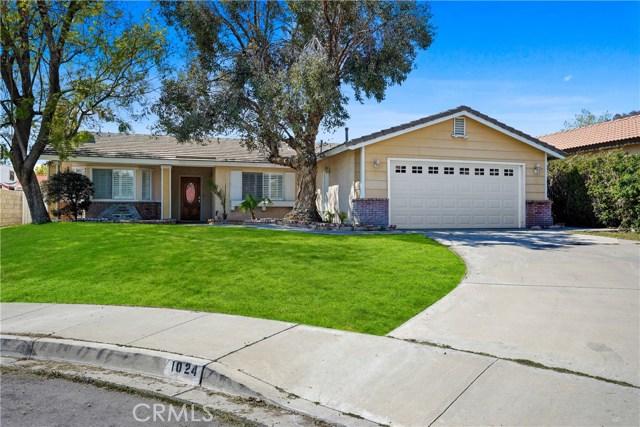 1024 N Althea Avenue, Rialto, CA 92376