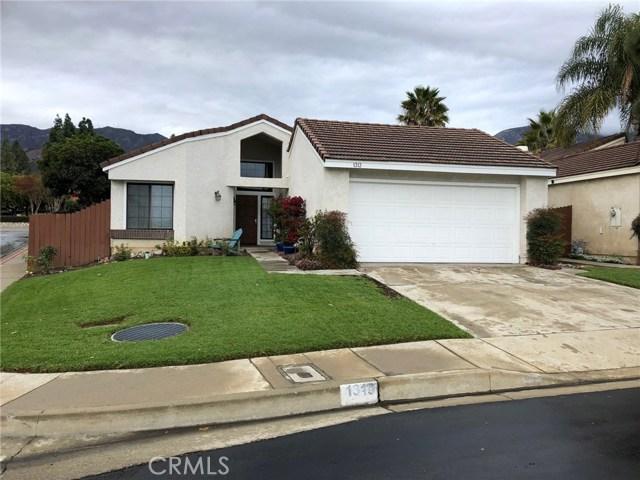 1313 Cloverbrook Lane, Upland, CA 91784