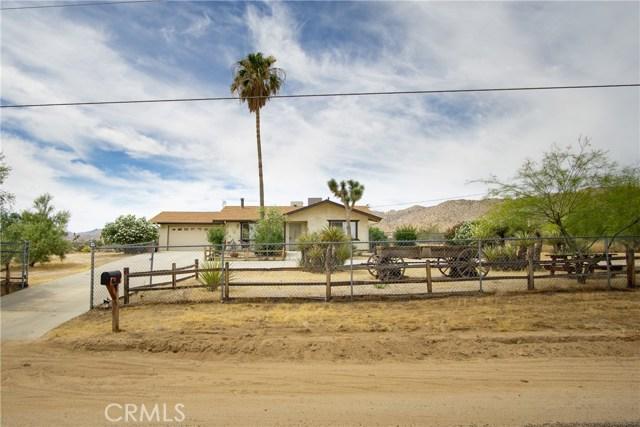 61611 Alta Loma Drive, Joshua Tree, CA 92252