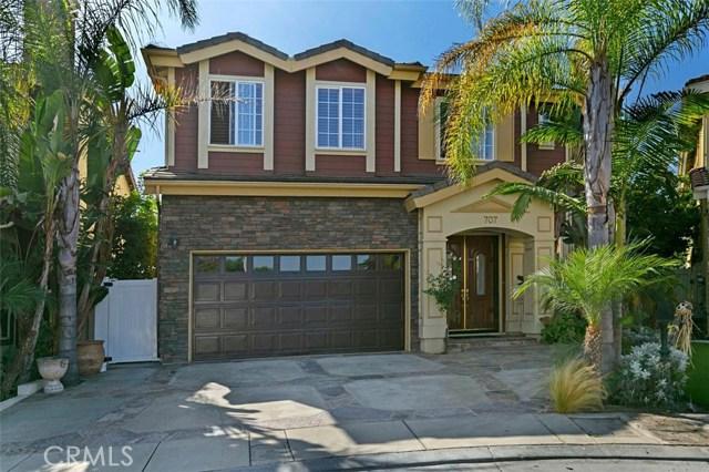 Photo of 707 Amy Lane, Redondo Beach, CA 90278