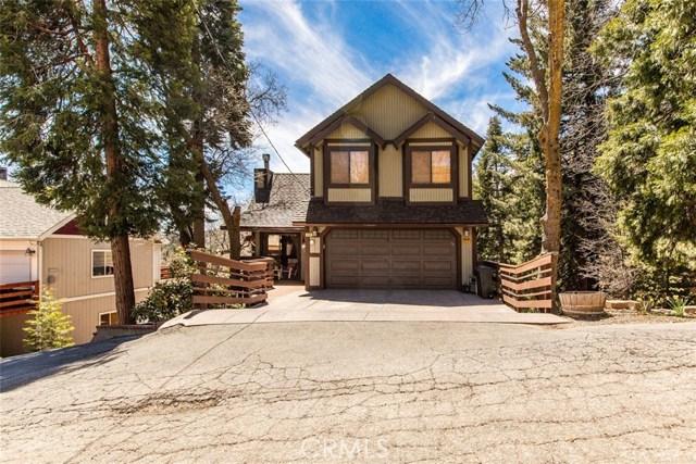342 Cedarbrook Drive, Twin Peaks, CA 92391