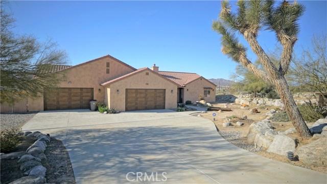 57355 Sierra Way, Yucca Valley, CA 92284