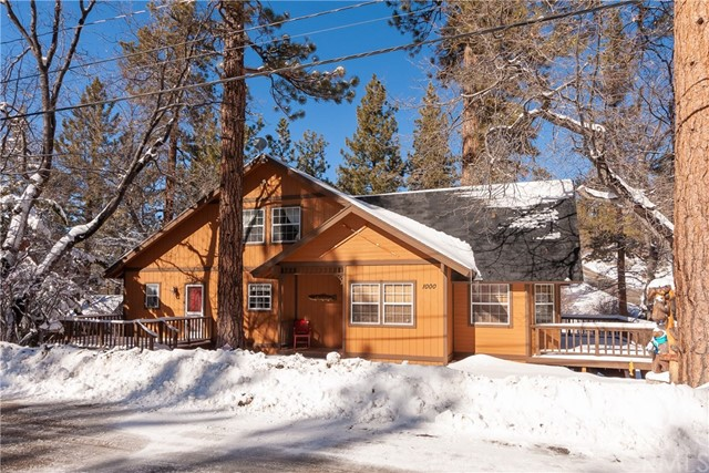1000 Villa Grove Avenue, Big Bear, CA 92314