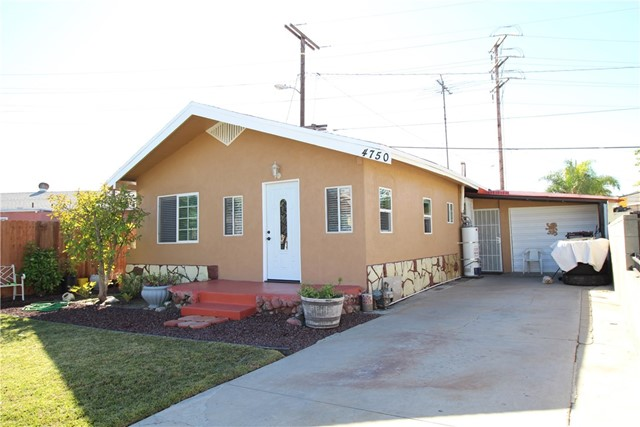 4750 E 52nd Place, Maywood, CA 90270