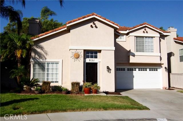 851 Fuchsia Street, Corona, CA 92879