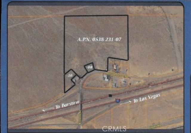 0 SUNRISE CANYON RD, Yermo, CA 92398