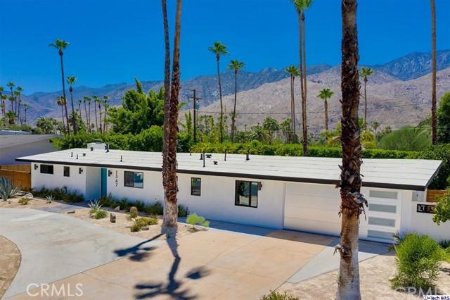 1347 S Paseo De Marcia, Palm Springs, CA 92264
