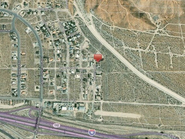 0 MESQUITE Road, Whitewater, CA 92282