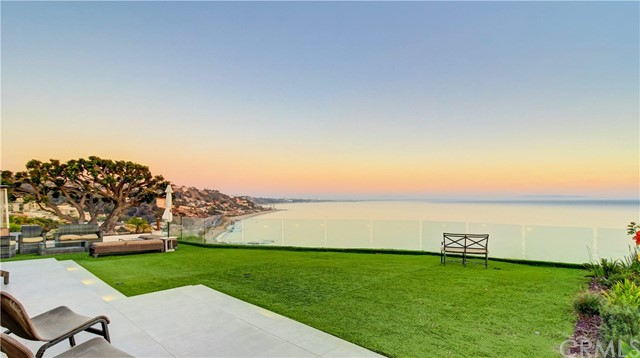 The best view in Malibu on a private street. Unique bluff juxtaposition that offers sit down expansive White Water, Coastline, Queen's Necklace and Catalina views. Recently redone and expanded, all in a single level. High end finishes throughout. A 5 minute walk to the sand, and minutes away from Santa Monica and Palisades village. Genuinely unique.