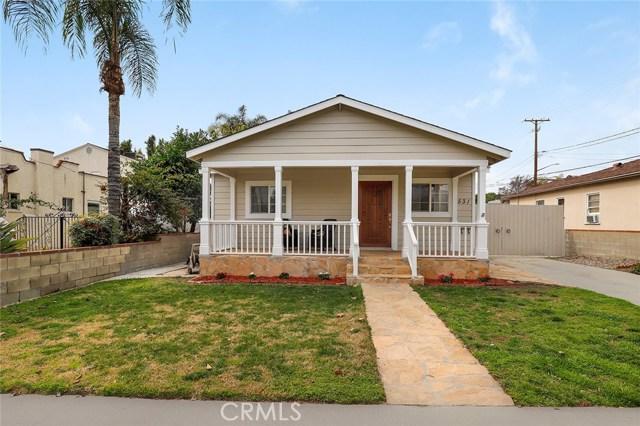 531 N Lamer Street, Burbank, CA 91506