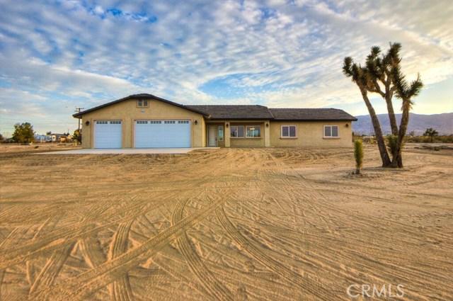 3011 Cayucos Drive, Pinon Hills, CA 92372
