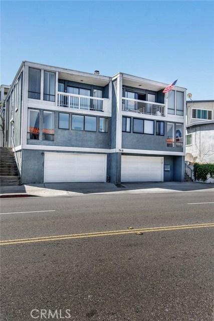 748 Manhattan Beach Boulevard A, Manhattan Beach, California 90266, 3 Bedrooms Bedrooms, ,2 BathroomsBathrooms,For Sale,Manhattan Beach,SB18136890