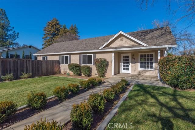 988 Filbert Avenue, Chico, CA 95926