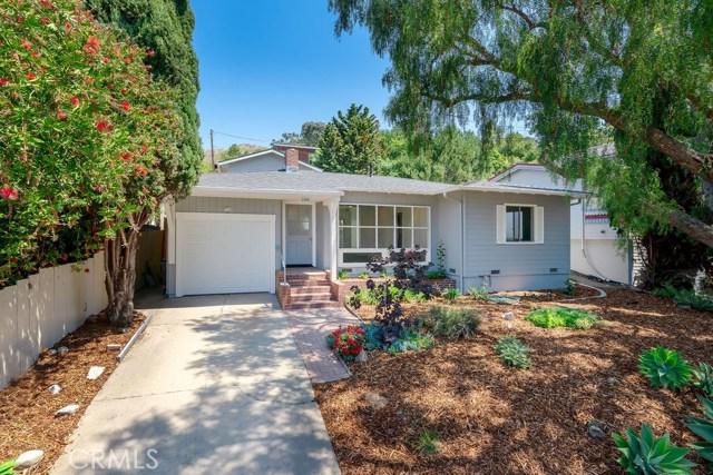 2134 Santa Ynez Avenue, San Luis Obispo, CA 93405