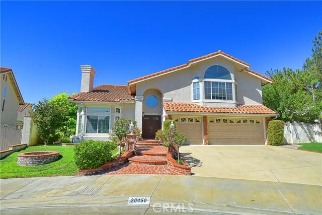 20450 Via Linares, Yorba Linda, CA 92887