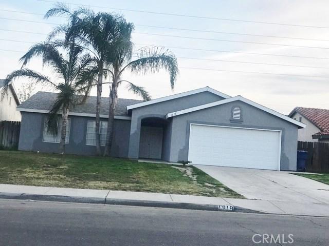 1819 Vinca Court, Bakersfield, CA 93304