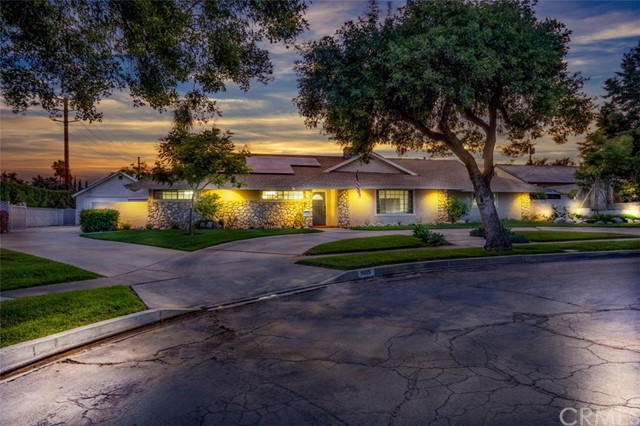 1605 N Palm Avenue, Upland, CA 91784