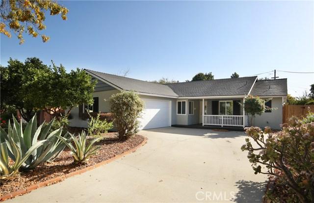 1282 W Newport Street, San Luis Obispo, California