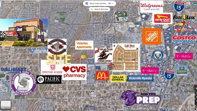 0 El Evado Road, Victorville, CA 92392