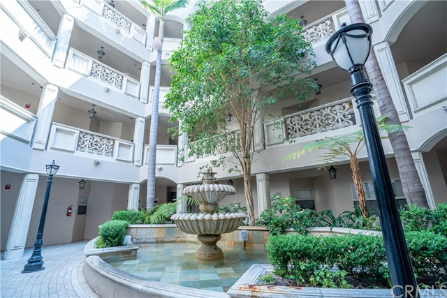 Luxurious Condo located in the illustrious part of West Hollywood. This condo is minutes away from the well known Rodeo Drive and is close proximity to many restaurants and shopping boutiques. As you enter through the door entry, you will see a spacious and open floor plan condo that features 2 Bedroom, 2 Baths, a family room, living room, formal dining area, and a serene balcony. Both bedrooms are very cozy and have a luxurious feel with the drop down crown molding. The master bedroom has massive and dreamy custom walk-in closet as well as an en-suite bathroom with 2 vanity sinks, a stand up shower and a soaking tub. This complex has a gated subterranean parking and includes 2 tandem styled parking spaces with extra storage available in the garage. Guest parking is also available. Some great details to know about this condo is that the hardwood is original, both restrooms were recently upgraded, there is a laundry hook up in-unit, and this complex has a low HOA. This condo is move in ready and a must see! Don't miss out on this incredible opportunity! **Please check out the 3D and Video**