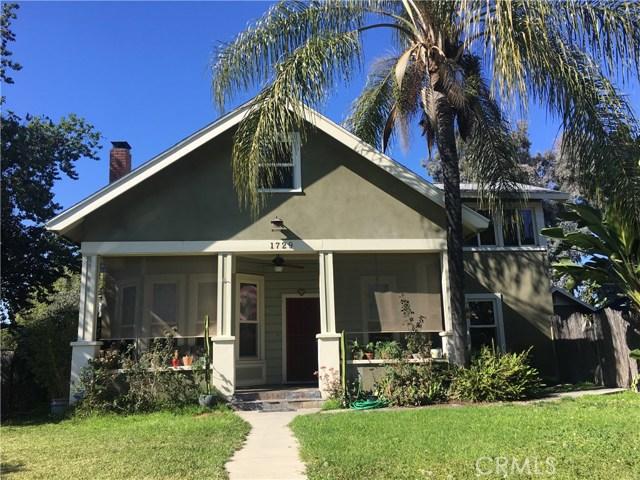 1729 N San Antonio Avenue, Pomona, CA 91767