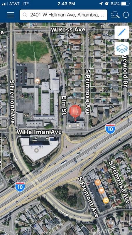 2401 W Hellman Avenue, Alhambra, CA 91803