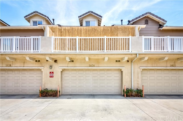 Welcome Home to 5838 Burnham Ave. in the High in Demand City of Buena Park! Lovely home nestled in a quiet gated community! Offering a 3 Bed + Bonus Loft/Room/2.5 bath floor plan with appx. 1,618 sq ft of abundant living space! You'll fall in love w/the large open floor plan, gorgeous laminate flooring sweeps thru out, high ceilings, tons of natural lighting throughout! Huge living room, opens up to elegantly remodeled kitchen w/granite countertop w/breakfast bar plus separate dining space to enjoy hosting family & friends! Second floor provides huge Master Suite w/walk-in closet & en-suite bath! Remaining two bedrooms are abundant in size w/ample closet space, joint balcony to enjoy the neighborhood views & share an oversized hallway bath. Convenient indoor laundry space. Third floor provides bonus room/loft that can you used however you'd like! 2 Car garage with direct access. Centrally located near shopping, dining, schools, parks, entertainment & easy 5 & 91 fwy commute. Don't miss this once in a lifetime opportunity!!