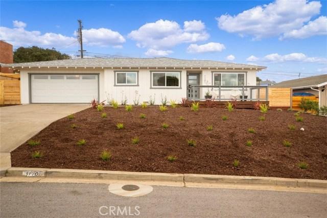 1101 Green Oaks Drive, Los Osos, CA 93402