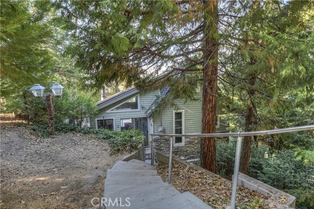 196 Ponderosa Drive, Lake Arrowhead, CA 92321