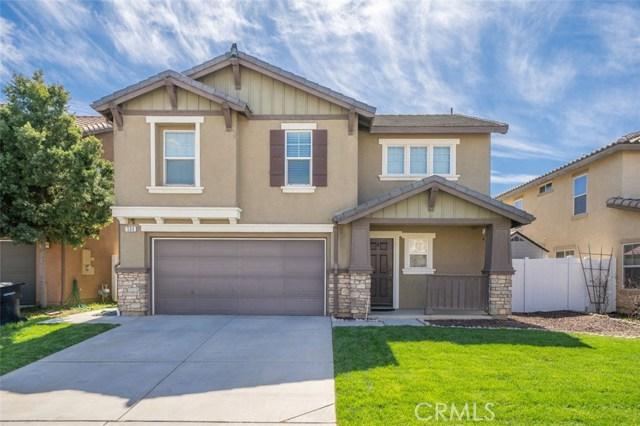 599 Botan Street, Perris, CA 92571