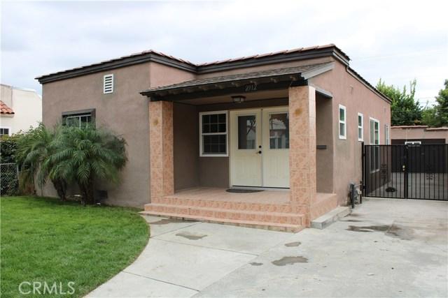 2912 Illinois Avenue, South Gate, CA 90280