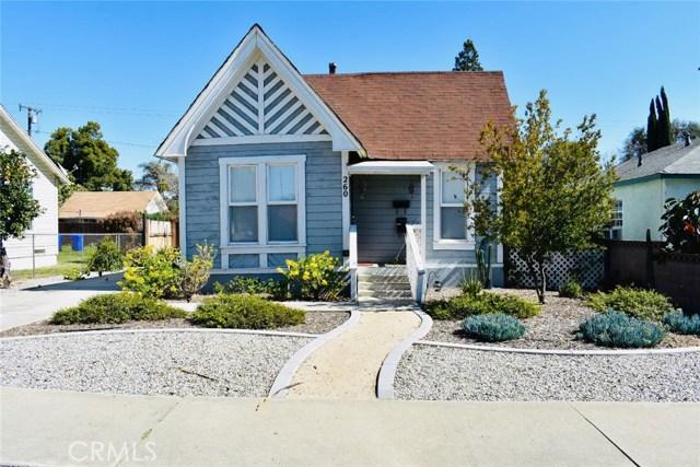 260 S 2nd Avenue, Upland, CA 91786