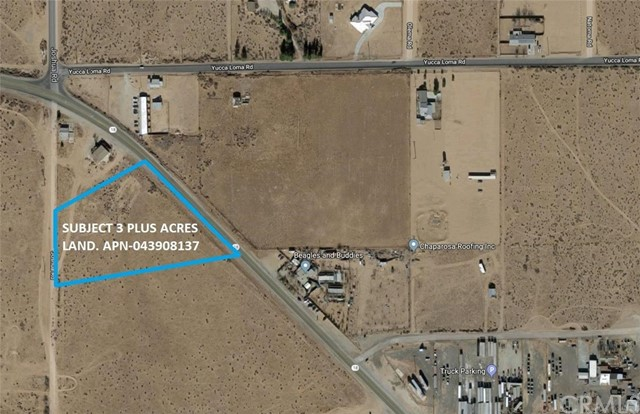 0 Happy Trails Highway, Apple Valley, CA 92307