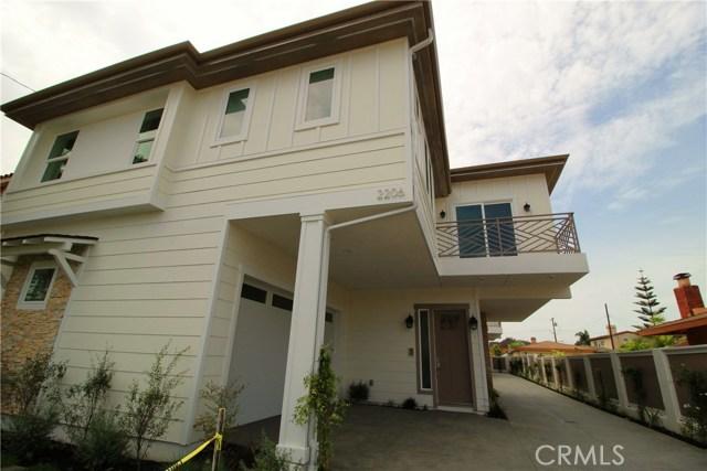 2206 WARFIELD Avenue A, Redondo Beach, California 90278, 4 Bedrooms Bedrooms, ,3 BathroomsBathrooms,For Sale,WARFIELD,SB18166221