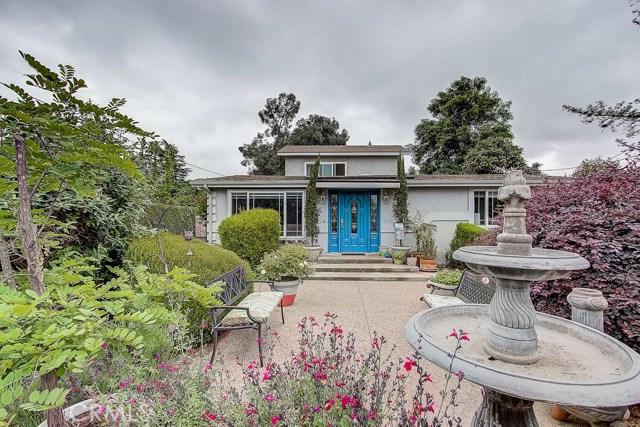1254 Cruzero Street, Ojai, CA 93023