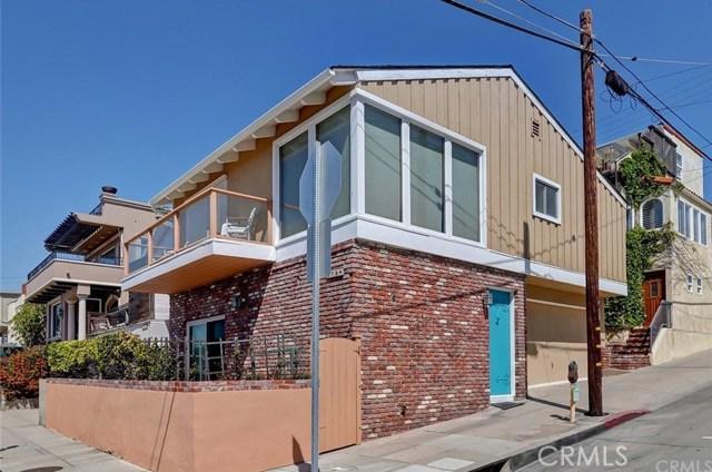 2704 Hermosa Avenue, Hermosa Beach, California 90254, 2 Bedrooms Bedrooms, ,2 BathroomsBathrooms,For Rent,Hermosa,SB20071718