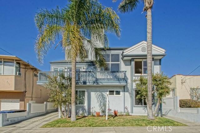 725 9th, Hermosa Beach, California 90254, 3 Bedrooms Bedrooms, ,2 BathroomsBathrooms,For Sale,9th,SB18021092