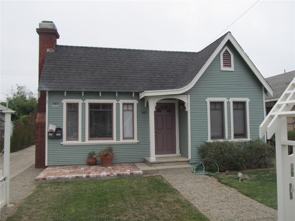 545 E Jefferson Avenue, Orange, CA 92866