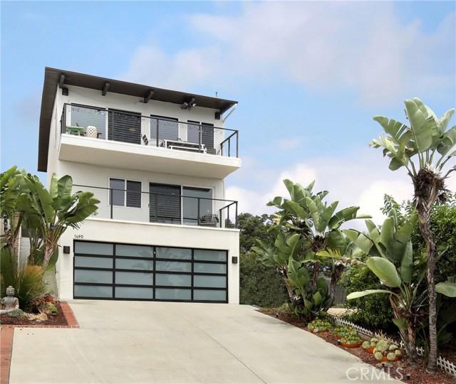 1490 Del Mar Avenue, Laguna Beach, CA 92651