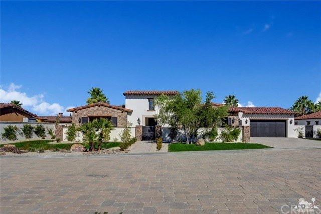 8 Via LAntico, Rancho Mirage, CA 92270