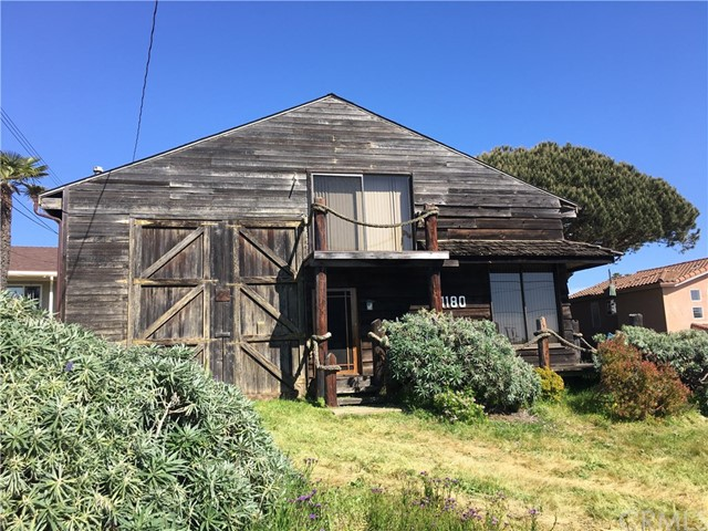 1180  Morro Avenue, Morro Bay in San Luis Obispo County, CA 93442 Home for Sale
